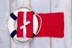 Red, BabyBlanket, OEKO-TEX® - LINE