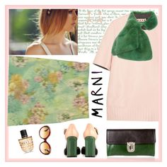 """""""marni"""" by bodangela ❤ liked on Polyvore featuring Marni"""
