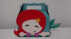 FREE STUDIO Disney princesses food favour lunch gable box gift treat Ariel