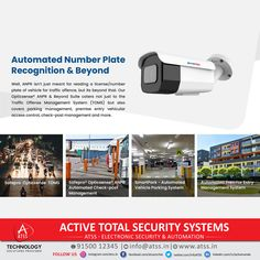 Well ANPR Isn't just meant for reading a license / number plote of vehicle for traffic offence , but its beyond that our Opticsense ANPR & Beyond Suite caters not just to the Traffic Offense Management System ( TOMS ) but also covers parking management premise entry vehicular access control check - post management and more. CCTV Camera Chennai  CCTV Camera Cost in Chennai  CCTV Camera in Chennai Price  CCTV Camera for Home Chennai  CCTV Camera Company in Chennai Cctv Camera Price, Camera Prices, Automatic Number Plate Recognition, Cctv Camera For Home, Vehicle Registration Plate, Cctv Camera Installation, Optical Character Recognition, Access Control, Chennai