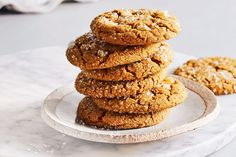 Sparkling Double Ginger Cookies