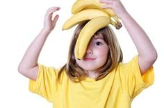 Teaching Kids about Giving with Bananas Object Lesson