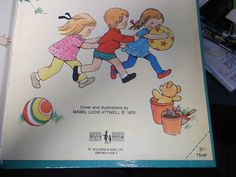 vintage mabel lucie attwell annual 1970 gorgeouse illustrations   eBay