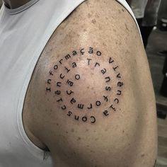 """tattoo do Cristiano!!! Para dúvidas, orçamentos e agendamento falar comigo pelo Facebook """"Aline Pinheiro""""!!!"""