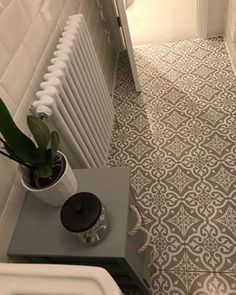 Customer Photos : Have you used our tiles in your home? Share your creation with us today to get featured with hundreds of stunning customer photos. Grey Hallway, Tiled Hallway, Hall Flooring, Kitchen Flooring, Flooring Tiles, Grey Kitchen Tiles, Floors, Stone Flooring, Bathroom Floor Tiles