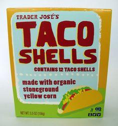 Trader Jose's Taco Shells.