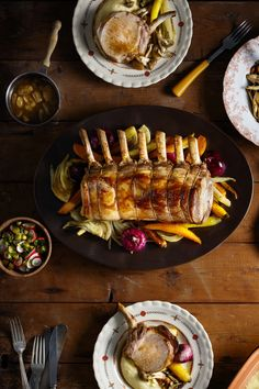 Collaboration avec Stefano Faita (2015) Valeur Nutritive, Nutrition, Chefs, Collaboration, Pork, Meat, Pork Roulade, Pigs, Pork Chops