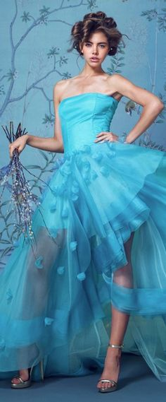 Kate'S Fall 2016 - Fall in Love Collection Turquoise Fashion, Shades Of Turquoise, Blue Fashion, Colorful Fashion, Teal, Turquoise Cottage, Turquoise Color, Women's Dresses, Blue Nails
