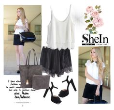 """shein 5"" by aida-1999 ❤ liked on Polyvore featuring Chicwish"