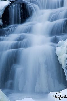 Bond Falls - Upper Peninsula, Michigan