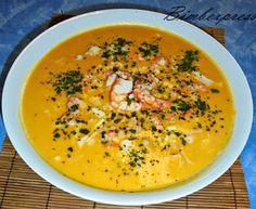 Sopa de Peixe - Receita Vencedora Internacional