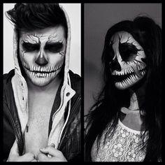 Couples Skeleton