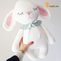 Amigurumi H äkel Anleitung Hase Mia German/English/TurkishAmigurumi Crochet Pattern Bunny Mia Deutsch Englisch PDF Source by AnneGrueterCrochet bebe patrones spanish tejidos 63 new ideas for knitting easy beginner productsWatch This Video In Crochet Amigurumi, Crochet Bunny, Amigurumi Doll, Crochet Animals, Crochet Dolls, Free Crochet, Crochet Toys Patterns, Amigurumi Patterns, Stuffed Toys Patterns