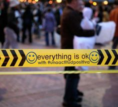 Everything is ok with #unaactitudpositiva via @srvmarket