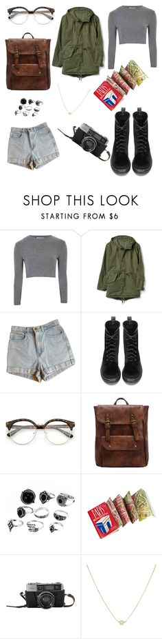 """""""Untitled #145"""" by godsnotdead218 on Polyvore featuring Glamorous, Gap, American Apparel and WithChic"""