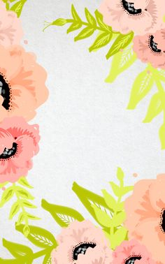 Hello Spring, wallpaper by cocorrina