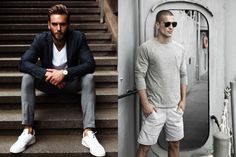 """""""5 dicas de estilo para homens baixos """""""