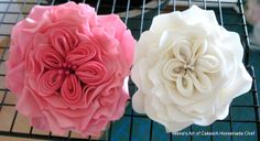 Veena's Art of Cakes: How to make a Gum Paste Cabbage Rose, Gum Pase David Austin Rose