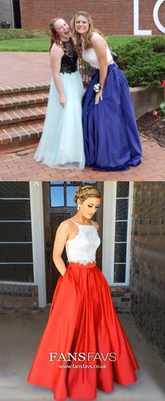 Two Piece Prom Dresses Long, Royal Blue Formal Evening Dresses Ball Gown, 2019 Modest Military Ball Dresses Open Back, Lace Pageant Graduation Party Dresses For Teens Royal Blue Prom Dresses, Prom Girl Dresses, Prom Dresses For Teens, Cheap Prom Dresses, Prom Gowns, Party Dresses, Princess Dresses, Occasion Dresses, Homecoming Dresses