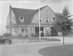 Mt. Baker Park Fire Station, 1927