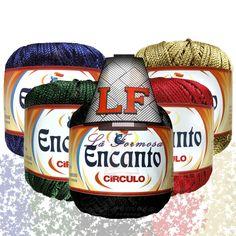 Fio Círculo Encanto - 100g (128m) (Lã Formosa)