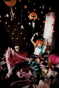 Vocaloid Cosplay Pictures | Cosplay Upload! - Part 7 Nice....I like the scene