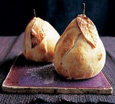 Fall Dessert: Baked Pear Dumplings — Olive Magazine