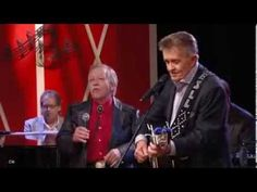 Whispering Bill Anderson & John Conlee - I Wonder If God Likes Country Music. Great group here.