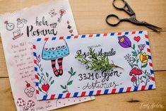 Lady Selva: Intercambio de correo bonito: Recuerdos de verano. Nueva…