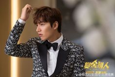 10 photos that will make you want to see Lee Min Ho's new movie Bounty Hunters