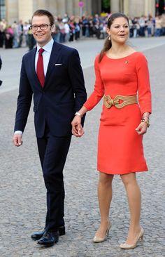 Crown Princess Victoria & Prince Daniel
