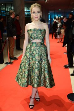 Kiernan Shipka was just one of 11 fabulously dressed celebs this week.