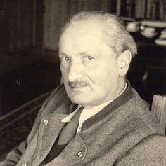The Great Philosophers 10: Martin Heidegger