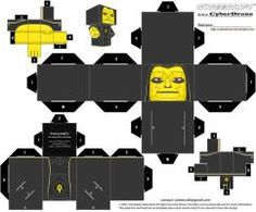 Cubee - Klytus by CyberDrone