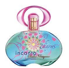 Ferragamo Incanto Charms #Perfume Review ~15MinuteBeauty.com