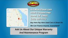 Auto Maxx Dover DE Monthly Reviews For December