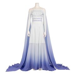 Disney Frozen 2 Elsa Costume White Dress Cosplay Costume For Adults – ACcosplay Elsa Cosplay, Cosplay Dress, Costume Dress, Cosplay Costumes, Elsa Halloween Costume, Frozen Costume, Couple Halloween, Frozen 2 Elsa Dress, Elsa Hair