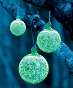 Look at this Solar Stardust Globe Ornament Set on #zulily today!