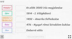Korszakok kezdete - Történelem 5. osztály FELADAT - Kalauzoló - Online tanulás Author, School, Writers