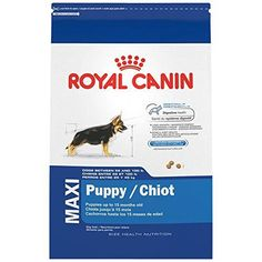 ROYAL CANIN SIZE HEALTH NUTRITION MAXI Puppy dry dog food, 35-Pound ** Details can be found by clicking on the image.
