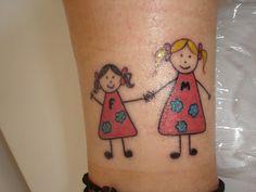 Meninas de Palito   Dani Tattoo, tatuagens, piercing em Sorocaba