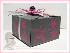 Stampin' Up! - Geschenkbox - Envelope Punch Board - Simply Stars - www.rosamaedchen.blogspot.de