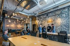 AYEKA Coworking Office by Setter Architects, Tel Aviv – Israel » Retail Design Blog