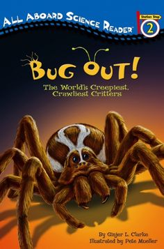 Oooh and ickkkk for Halloween. I LOVE the free online books for kids at WeGiveBooks.org. :D