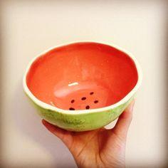 Susi with the Vegetabowls Watermelon Bowl    Get the bowl: http://www.nastygal.com/search?q=vegetabowl&utm_source=pinterest&utm_medium=smm&utm_term=ngdib&utm_content=clothing_optional&utm_campaign=pinterest_nastygal