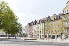 Landschaftsarchitekten München prinzenplatz k lintfort k lintfort germany by scape