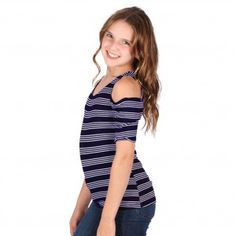 385c37186 Lori   Jane Big Girls Black Side Stripe Adjustable Waist Sweatpants ...