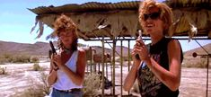 Pin for Later: Which Classic Movie Are You Ashamed You've Never Seen? Thelma & Louise