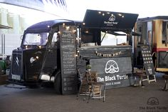 The Black Turtle- Food Truck-Hamburgueseria.