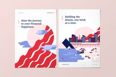 Pinnacle Financial on Behance